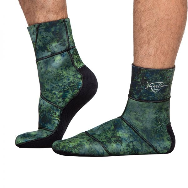 Носки Marlin Standart Emerald 5 мм