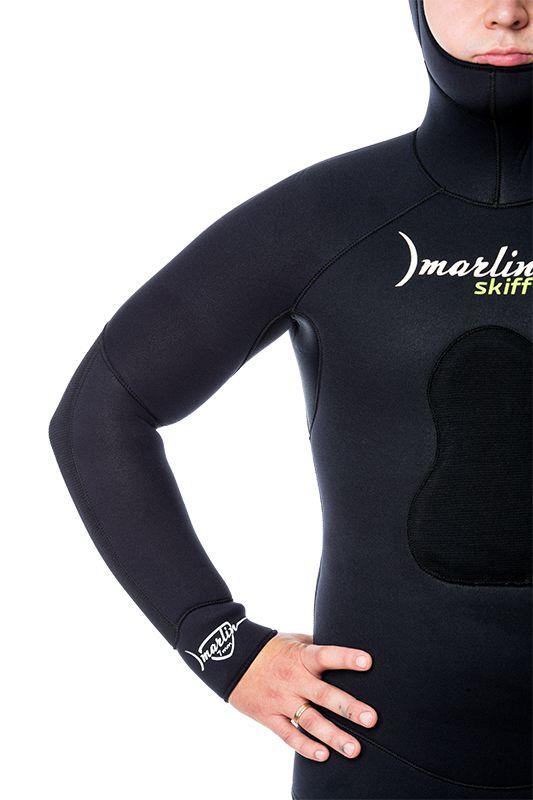 Гидрокостюм для подводной охоты 7мм Marlin Skiff Pro 7 мм