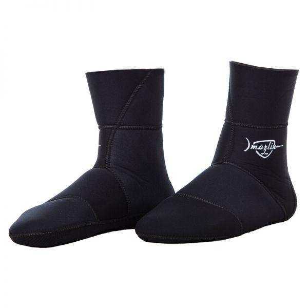 Носки Marlin Standart Black 3 мм