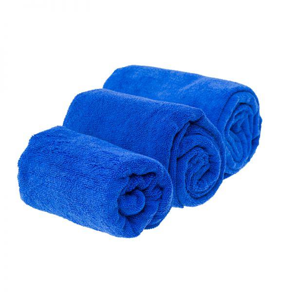Полотенце из микрофибры Marlin Microfiber Terry Towel Royale Blue