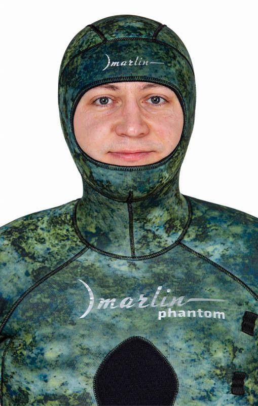 Гидрокостюм Marlin Phantom Emerald 9 мм
