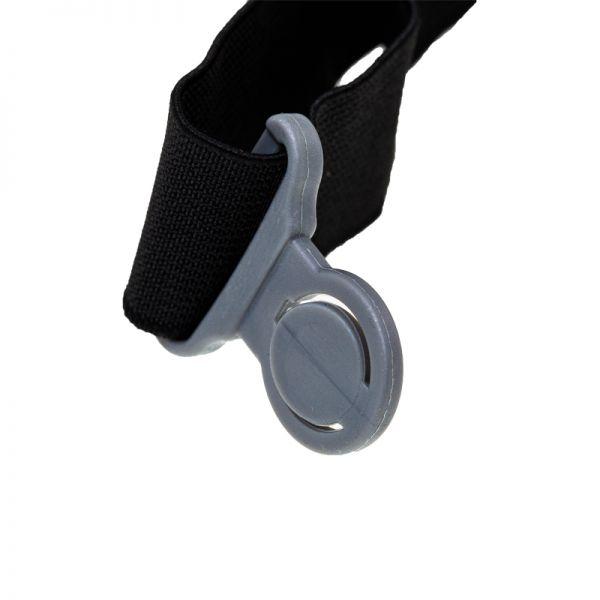 Ремешок для маски нейлоновый Marlin Black