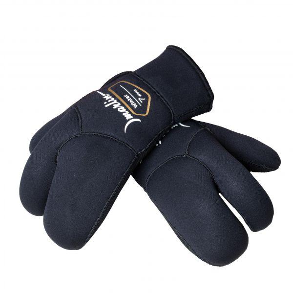 Трехпалые перчатки для подводной охоты Marlin Winter Sheico 7 мм