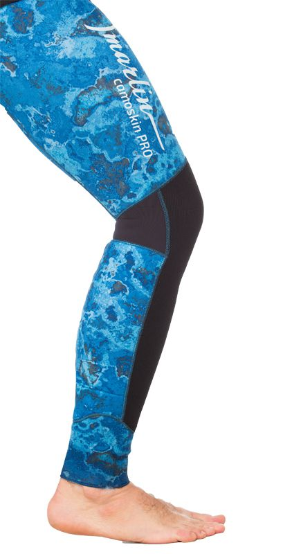 Гидрокостюм Marlin Camoskin Ocean Blue 3 мм