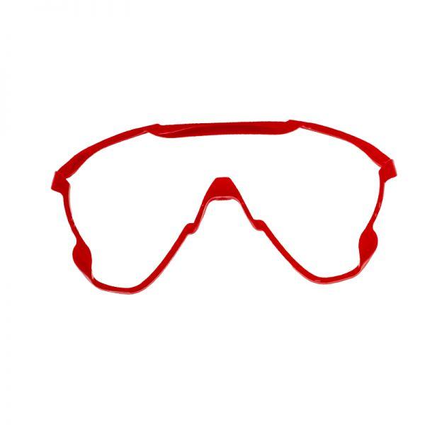 Рамка для маски Marlin Enjoy Red