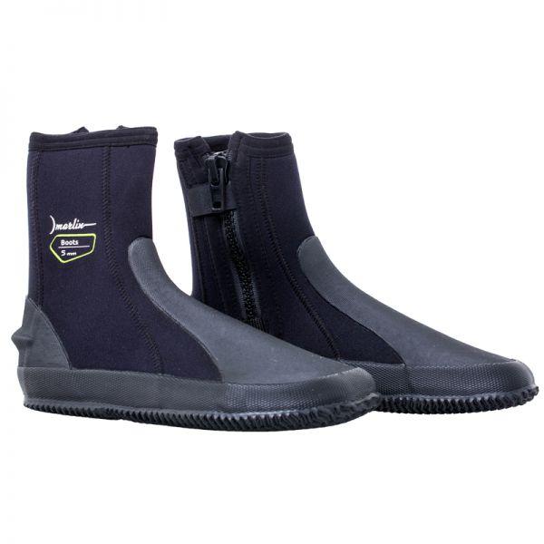 Боты неопреновые Marlin Boots Black 5 мм