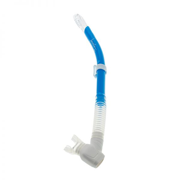 Трубка Marlin Bali T.Blue/Clear