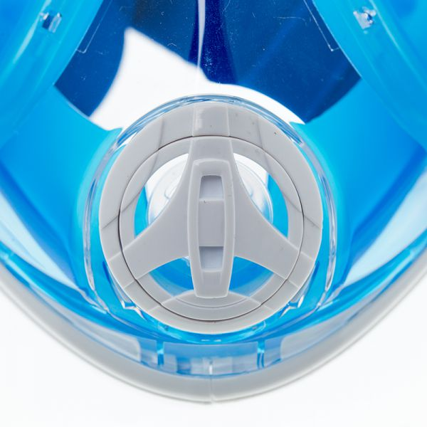 Полнолицевая маска или маска на все лицо Marlin Vision White/Blue