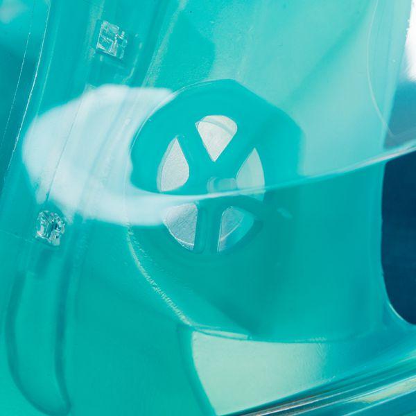 Полнолицевая маска для подводного плавания Marlin Vision Grey/Green