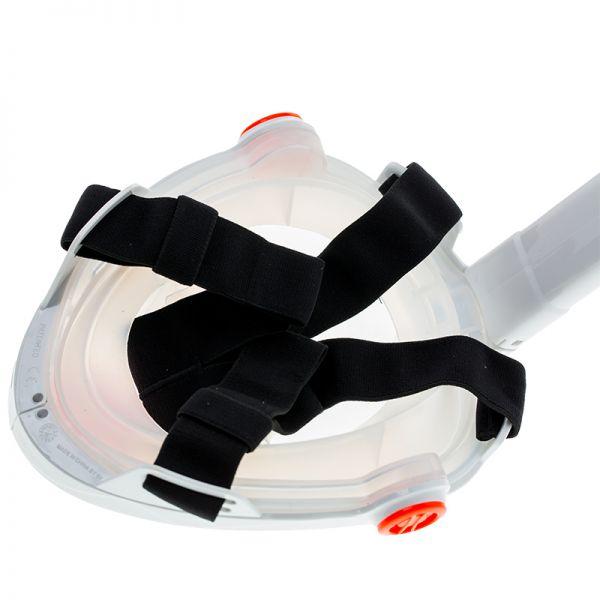 Полноразмерная маска Marlin View White