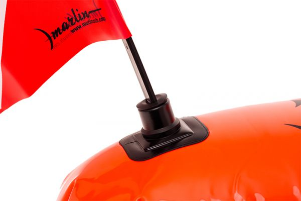 Буй Marlin Torpedo PVC