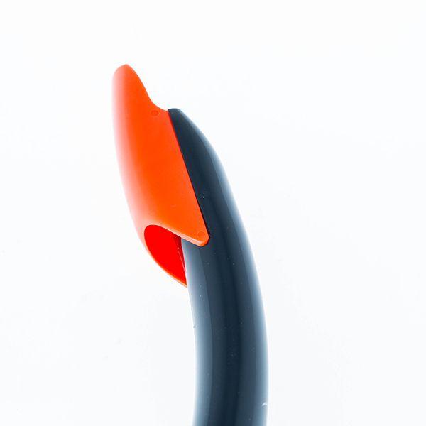 Трубка для дайвинга Marlin Wave Black/orange