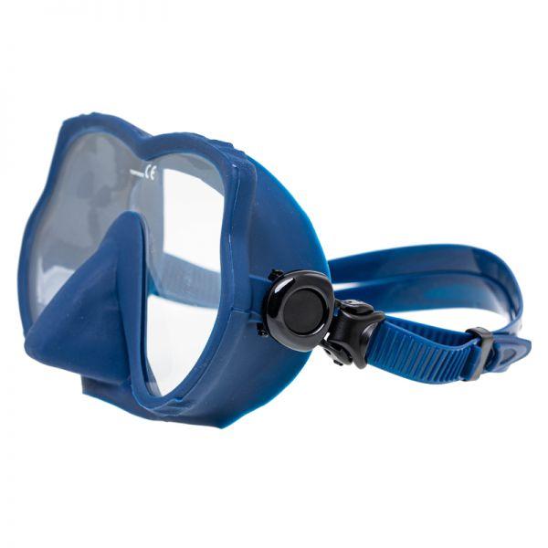 Маска для подводной охоты Marlin Frameless Excel Blue