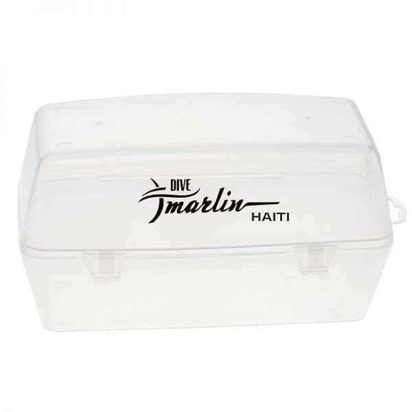 Маска для сноркелинга Marlin Haiti Red/Silver/Black