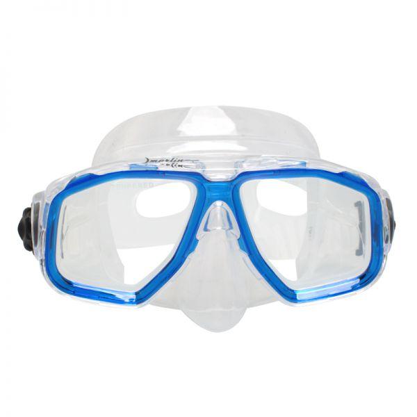 Детские маска для плавания Marlin Junior Blue