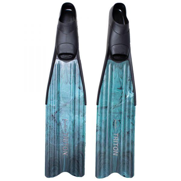 Ласты для подводной охоты и дайвинга Marlin Triton Green