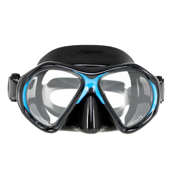 Маска Marlin Superba Black/Blue