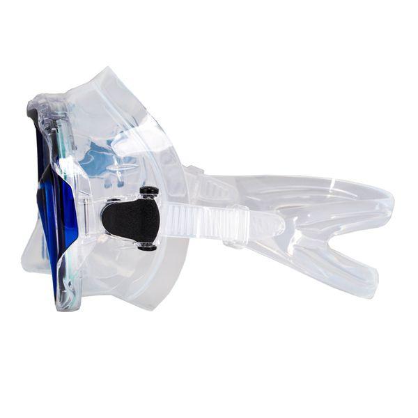 Маска Marlin Visualator Blue/Clear