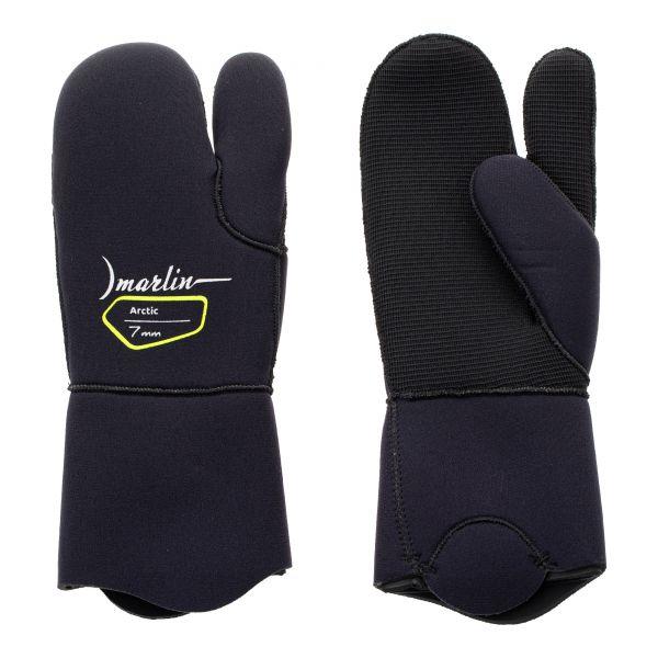 Перчатки трехпалые Marlin Arctic 7 мм