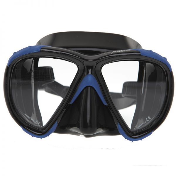 Маска для подводной охоты Marlin Twist Black/Blue