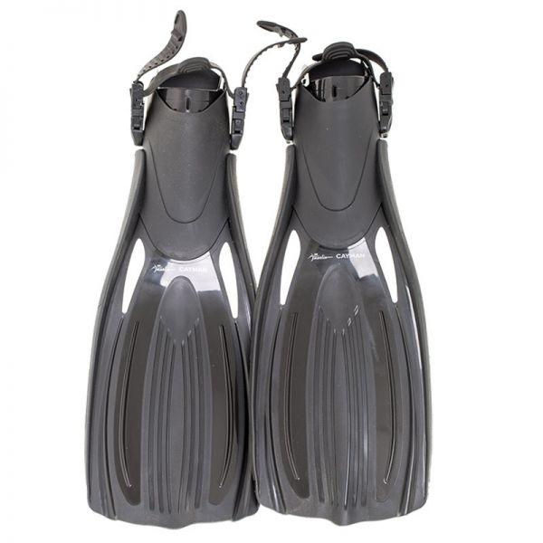 Ласты для дайвинга Marlin Cayman Black