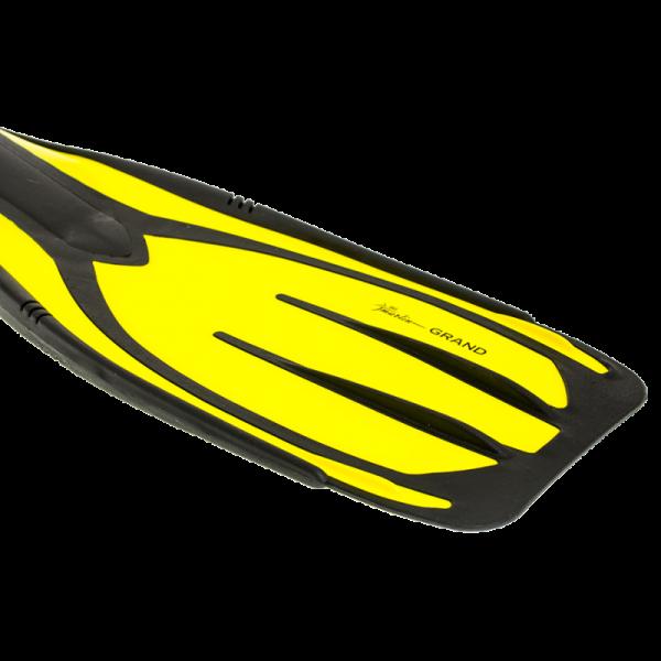 Ласты с открытой пяткой Marlin Grand Yellow