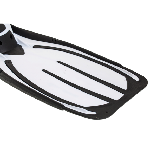 Ласты с открытой пяткой Marlin Grand White