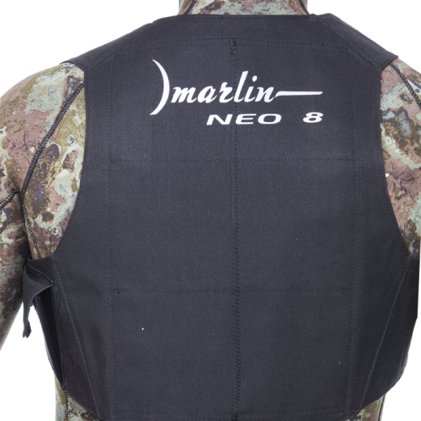 Жилет грузовой быстросъемный Marlin Neo 8 black