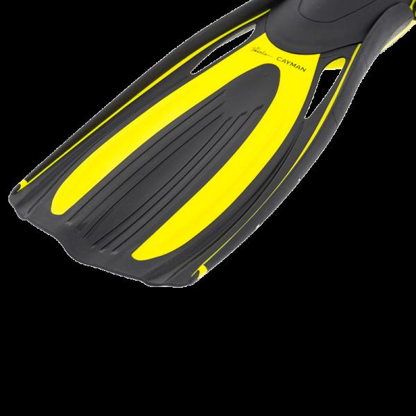 Ласты для подводного плавания Marlin Cayman Yellow