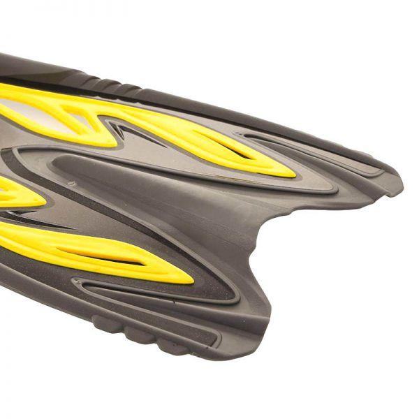 Ласты для плавания короткие Marlin Florida Yellow