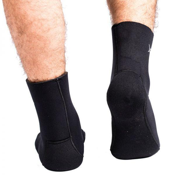 Носки неопреновые Marlin Anatomic Duratex 7 мм