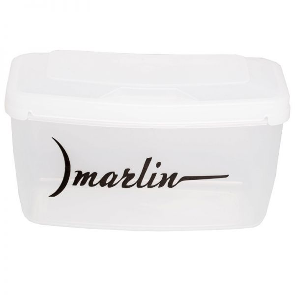 Маска Marlin Quartz White/black