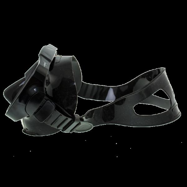 Маска для снорклинга Marlin Techno Black
