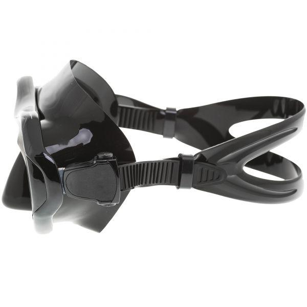 Маска для дайвинга Marlin Superba Black/Titan