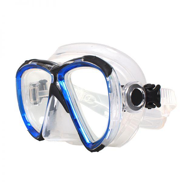 Маска для подводного плавания Marlin Twist Blue/trans